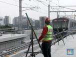 Utang Valas MRT Jakarta Bebas Risiko, Ini Rahasianya
