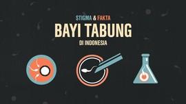 INFOGRAFIS: Stigma dan Fakta Bayi Tabung di Indonesia