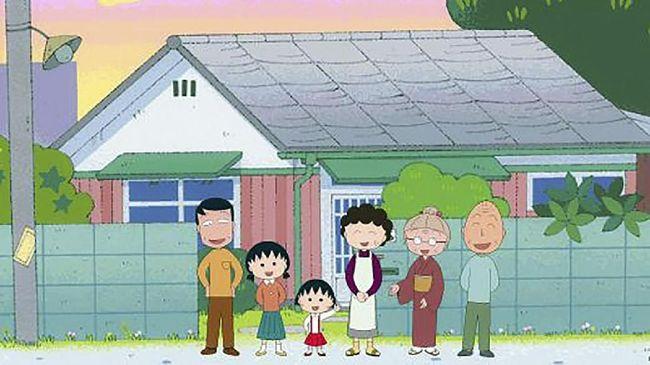 Komikus 'Chibi Maruko-chan' Meninggal Dunia karena Kanker