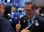 Jelang Lapkeu Bank-bank Kakap, Wall Street Ditutup Pesta Pora