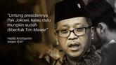 Hasto Kristiyanto, Sekjen PDIP.