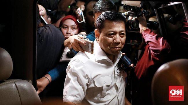 Cicil Uang Korupsi e-KTP, Tanah Setnov di Bekasi Laku Rp6,4 M
