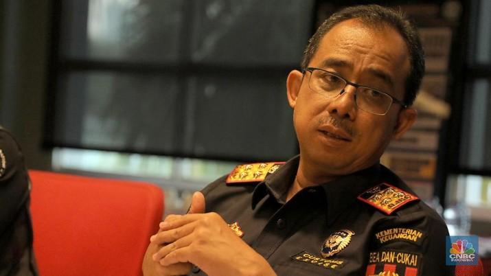 Direktur Jenderal Bea dan Cukai Heru Pambudi menyatakan regulasi pembatasan ponsel ilegal melalui verifikasi IMEI sudah digodok sejak 2-3 tahun terakhir.