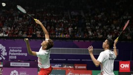 Indonesia Tak Turunkan Tim Utama di Kejuaraan Beregu Campuran