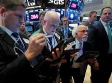 Dibayangi Klaim Sepihak Trump, Wall Street Akan Menghijau