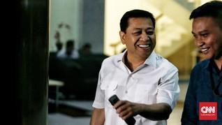 Setnov Kembali Ungkap Anggota DPR Penerima Jatah Duit e-KTP