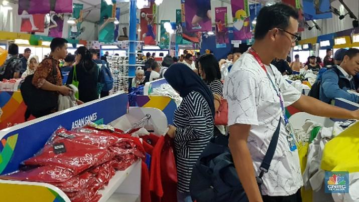 Wah! di Sini Bisa Beli Medali Emas Asian Games Rp 300 Ribu