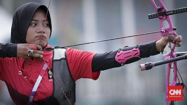 Diananda Sumbang Perak untuk Indonesia di Asian Games 2018