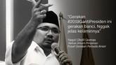 Gus Yaqut, Ketua Umum Pimpinan Pusat Gerakan Pemuda Ansor.
