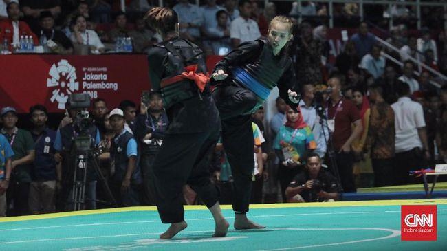 Klasemen Asian Games: Silat 6 Emas, Indonesia Tak Beranjak