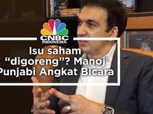 Diterpa Isu Saham FILM Digoreng, Manoj Punjabi Angkat Bicara