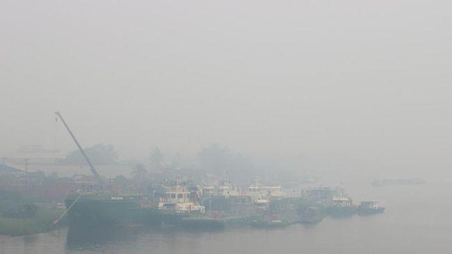 Minim Gempa, Kalimantan Potensi Kebakaran Hutan dan Banjir