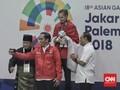 Jokowi Klaim Reformasi Keuangan Sumbang Target Asian Games