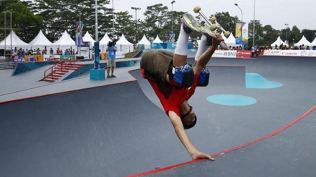 Terpanggang Panas Kota Palembang di Asian Games 2018