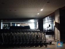 Bandara Ngurah Rai Seketika Gelap, Mati Lampu