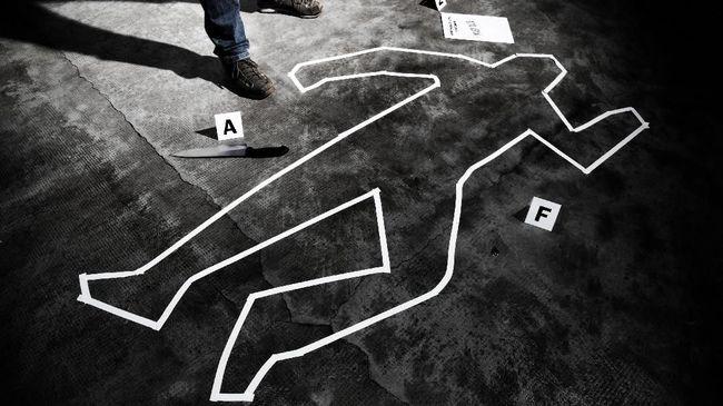 Korban Dugaan Pembunuhan Di Green Pramuka Memiliki Luka Tusuk