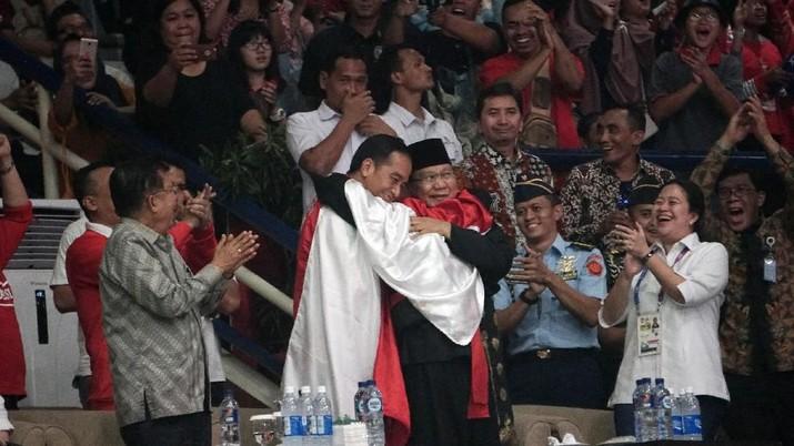 Gerindra Demokrat ke Istana, PAN-PKS Tetap Oposisi?