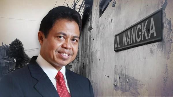 Nur Mahmudi Tersangka Korupsi