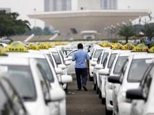 Cicil Utang ke BCA, Taksi Express Jual 1.200 Kendaraan