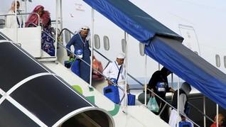 1.220 Jemaah Umrah RI Tertahan di Turki-Jeddah Dipulangkan