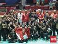 FOTO: Keperkasaan Pencak Silat Indonesia di Asian Games 2018