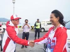 Menteri Rini Targetkan Akuisisi Freeport Selesai September