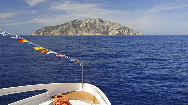 Kepulauan yang 'Dirahasiakan' Pemerintah Italia