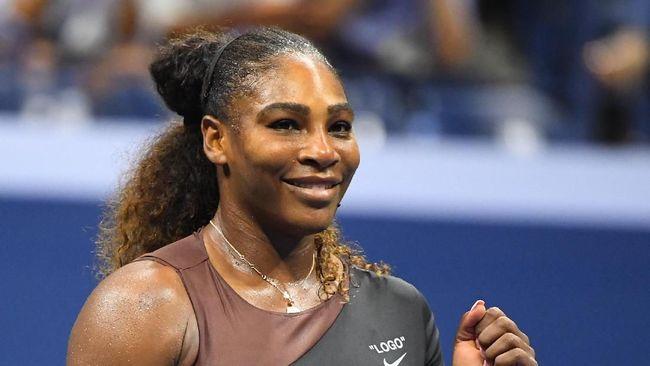 Tahun Baru, Serena Williams Semangati Ibu Bekerja