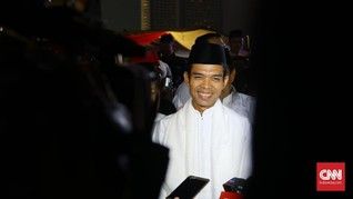 Abdul Somad Sebut Nomor Ponsel Diretas Kirim Pesan Pro Jokowi