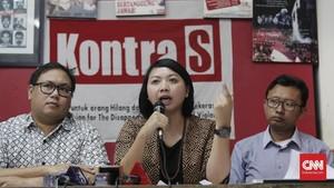 KontraS: Isu HAM Jadi Komoditas Politik Capres Setiap Pemilu