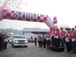 Menteri Rini Mulai Evaluasi Tol Trans Sumatera 450 Km!