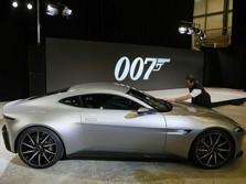Produsen Mobil James Bond Turunkan Target IPO Jadi Rp 89 T