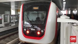 LRT Jakarta Ditargetkan Beroperasi Akhir Tahun