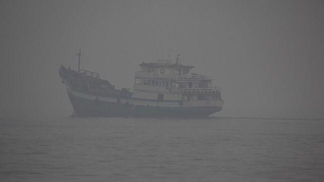 Kapal 'Hantu' RI di Myanmar akan ke Bangladesh Jadi Besi Tua