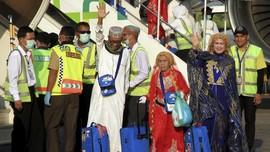 Kisah Jemaah Haji Kakek Mahmud yang Tak Mau Lepas Istrinya