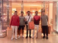 Aksi Orang Kaya Indonesia bagi Peraih Medali Asian Games 2018