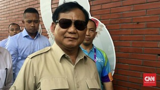 Prabowo Ungkap 'Rahasia' Atlet Pencak Silat Sumbang 14 Emas