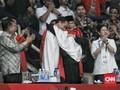 Prabowo-Jokowi Berpelukan, Tak Usah Lagi Ada Gesekan di Bawah