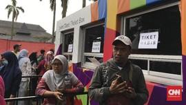 40 Tempat Parkir Disediakan untuk Penutupan Asian Games 2018