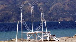 Satu Juta Pohon Bakal Meneduhkan Danau Toba