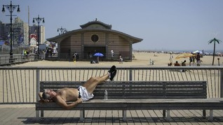 Australia Catat Rekor Suhu Panas Tinggi hingga 40 Derajat