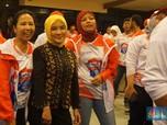 Habis Dilantik, Bos Pertamina Goyang Syantik di Palembang