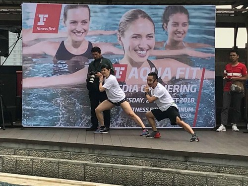 Aquafit, Opsi Olahraga Air yang Aman untuk Segala Umur