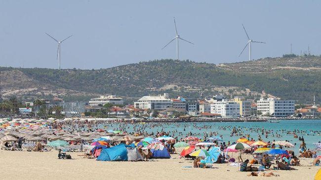 Kota-kota di Eropa dengan Pantai yang Mendebarkan
