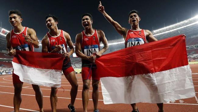 PB PASI Berikan Bonus Umrah bagi Peraih Medali Asian Games