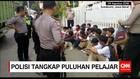 Polisi Amankan Pelajar SMP yang Hendak Tawuran