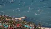 Secara keseluruhan ada 459 pantai di Turki telah mengantongi sertifikat Blue Flag.