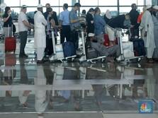 Turis China Dilarang Masuk, Saham Hotel Berguguran
