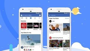 Cegah Lonjakan Data, Facebook 'Cekik' Kualitas Video