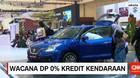 Wacana DP 0% Kredit Kendaraan